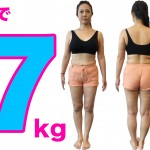 2ヶ月で7キロ痩せた運動・食事方法を公開! #ダイエット #正月太り対策