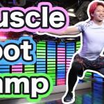 【10/6】1日4分でお腹の脂肪をスッキリ落とすメリハリ美ボディプログラム!Muscle Boot Camp 2017 !やったら動画にコメント残してね!