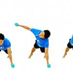 【10/9】【お腹痩せ】腰回りの脂肪を落とす腹筋の体幹トレーニング!やったら動画にコメント残してね!