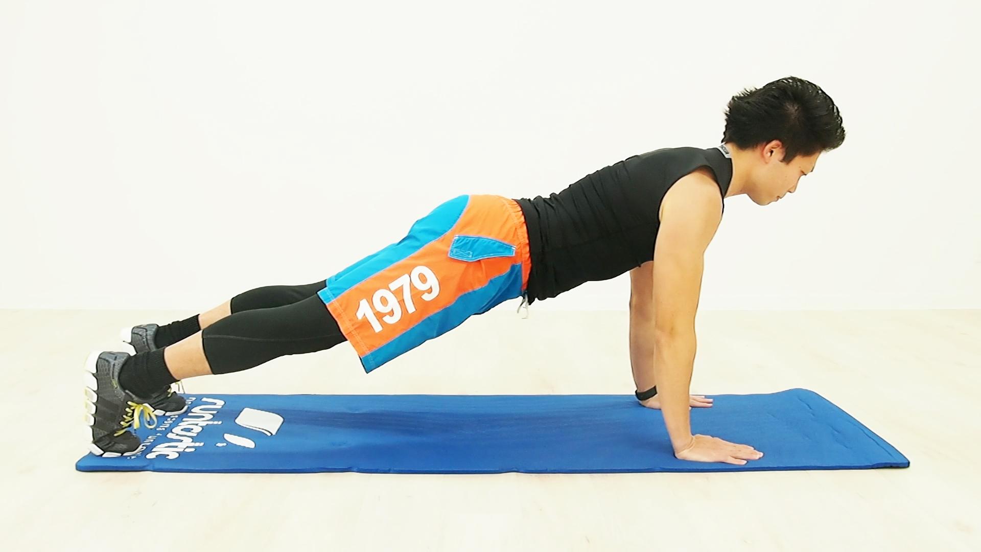 運動が嫌いな人向け!楽々4分間ダイエット体操!