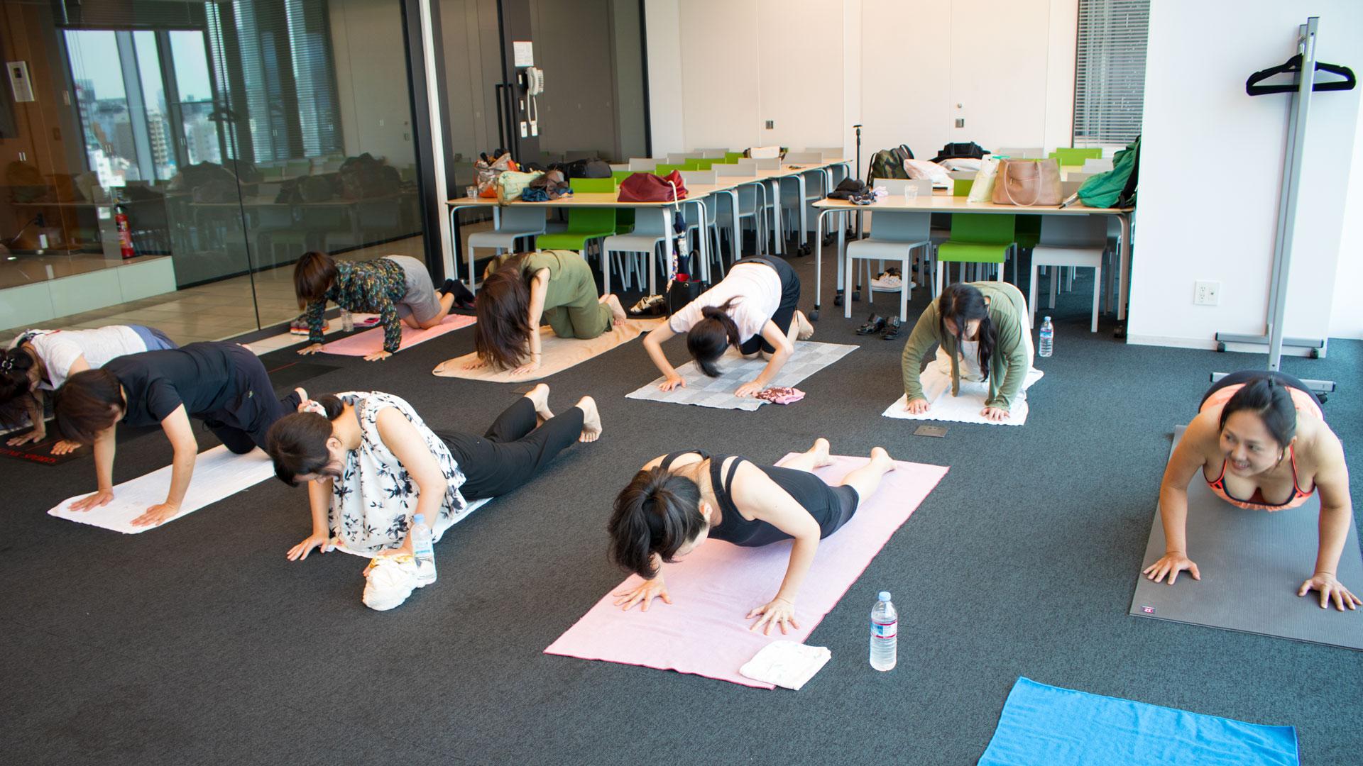 女子ダイエットのための自宅運動メニュー