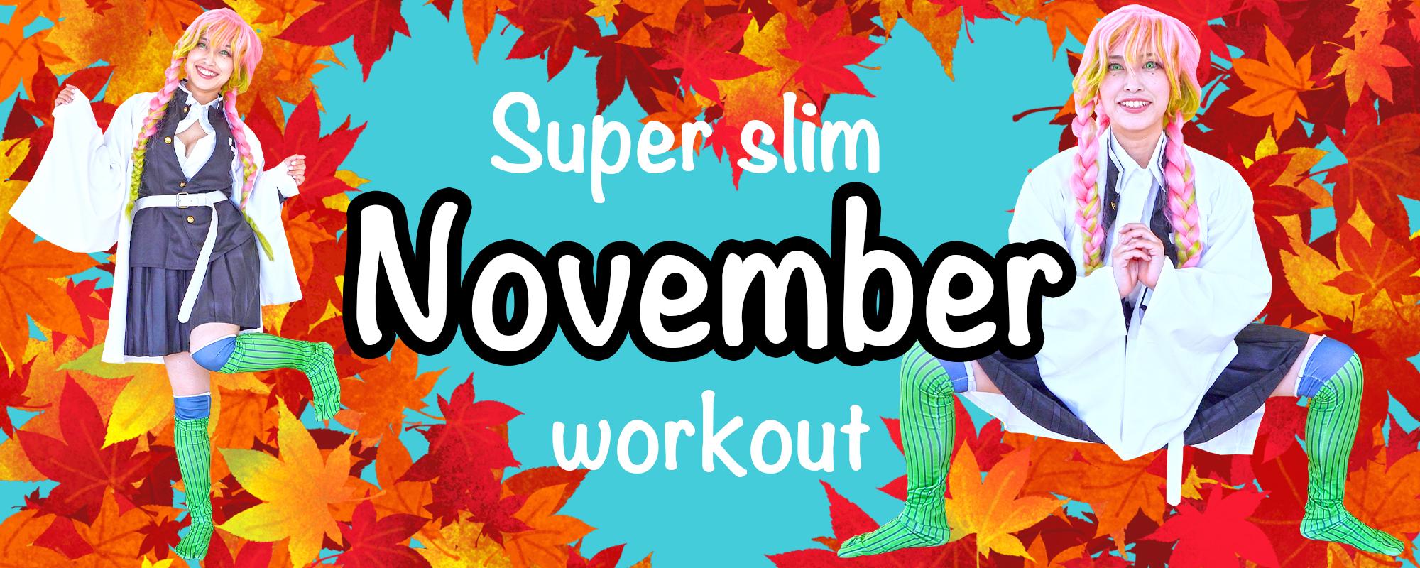 November 30 days program