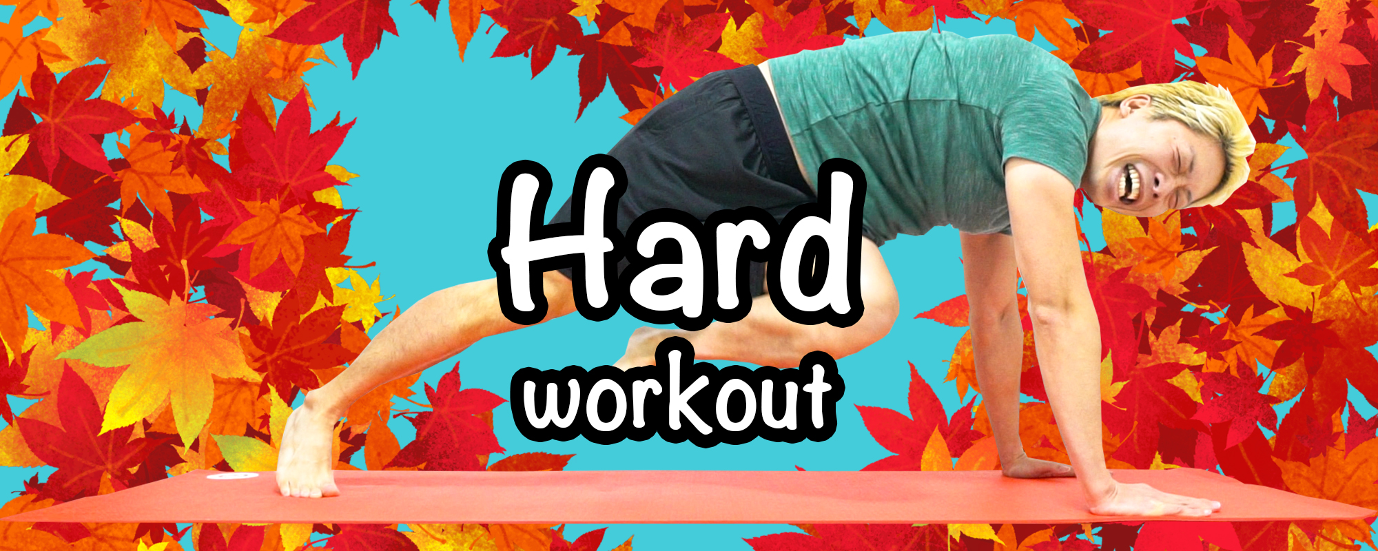 Super hard workout 4 weeks program