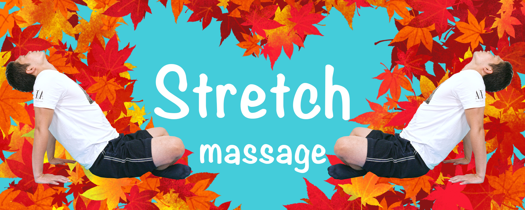 Stretch & massage 4 weeks program