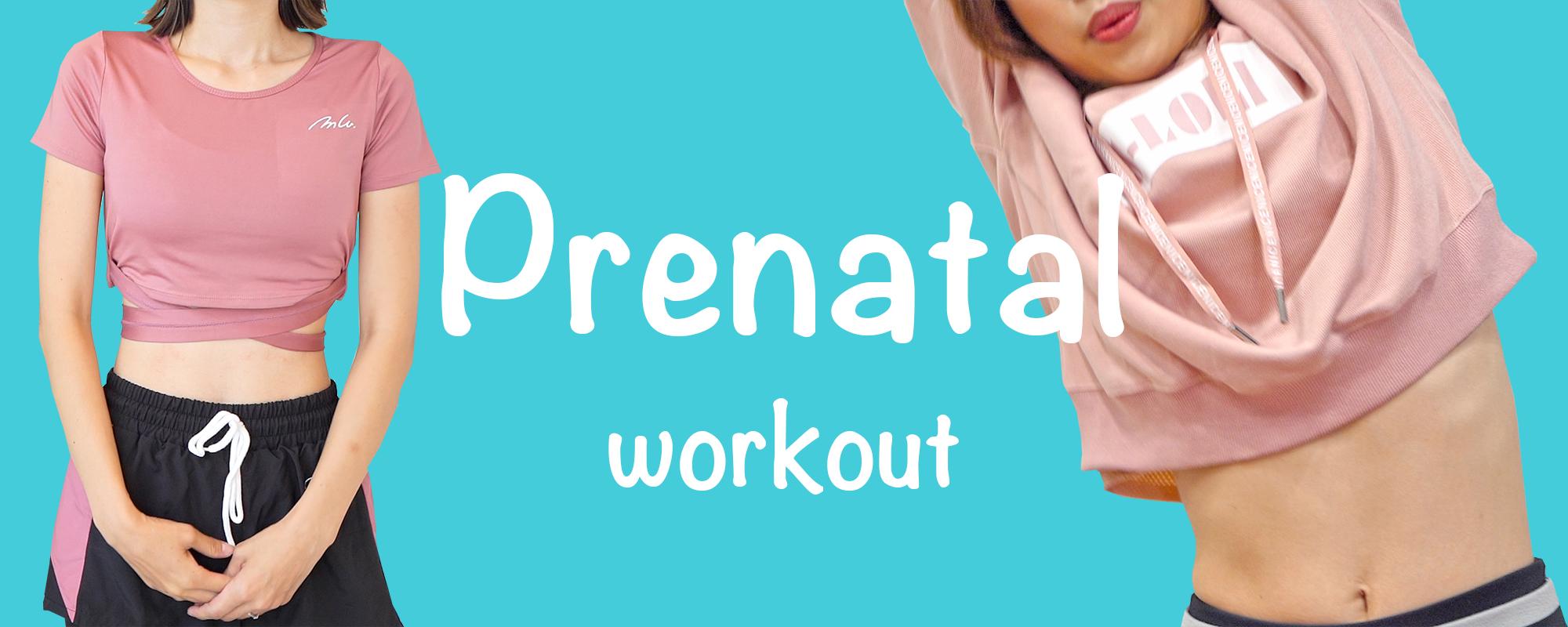 Prenatal 4 weeks program