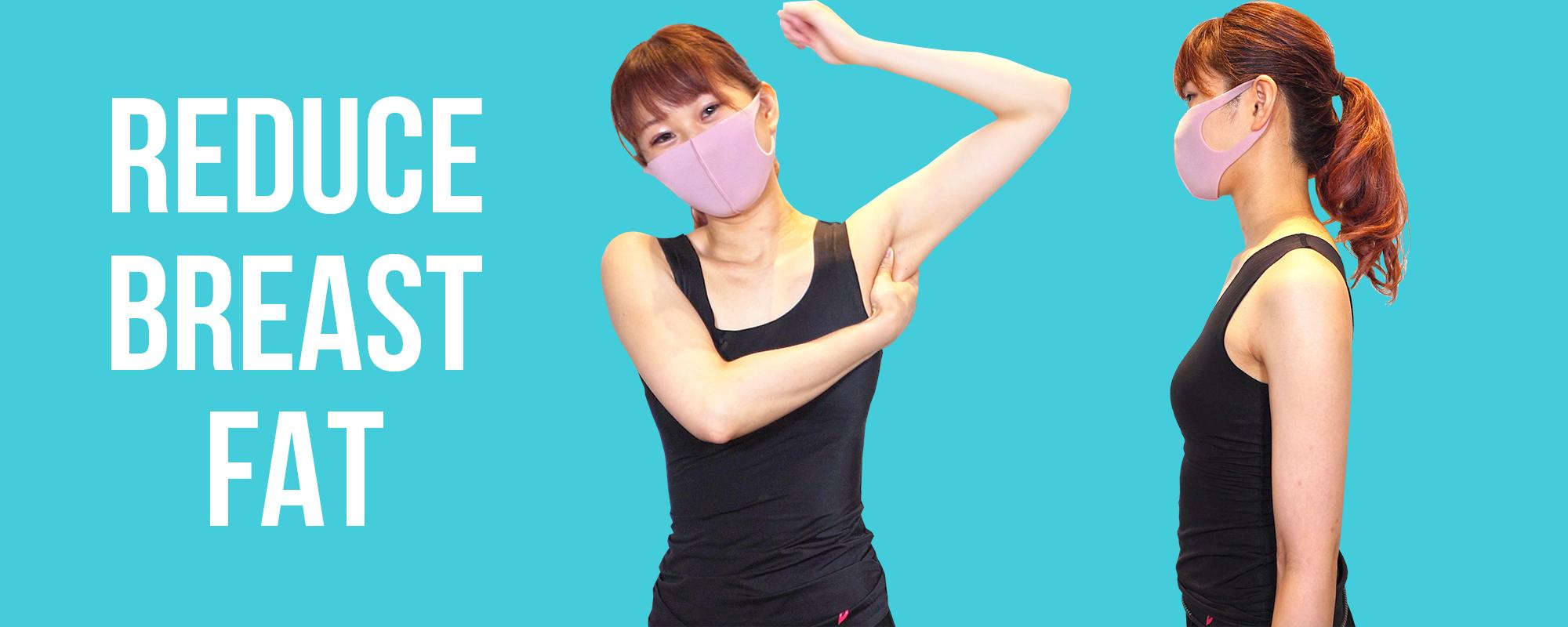 Reduce breast fat 4 weeks program